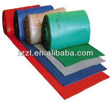 pvc tapis de porte rouleau par des rouleaux de tapis logo tapis