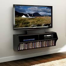 wall mount tv shelf ideas basement floating shelves and a wall
