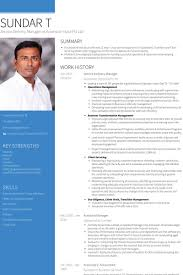 It Director Resume Sample by Service Delivery Manager Resume Samples Visualcv Resume Samples