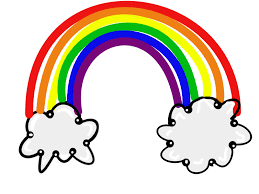 free rainbows clipart free clipart graphics image and photos