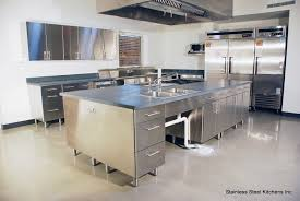 Great Kitchens Inc by Stainless Steel Kitchen Work Table Best 25 Stainless Steel Work