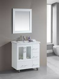 bathroom 18 cabinet vanity with granite top mon 19 in x depth shop