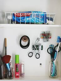 bathroom cabinet organizer ideas easy inexpensive do it yourself ways to organize and decorate your
