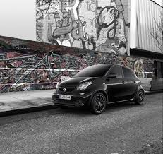 pimped out smart car special or not smart u0027s new black u0026 white editions offer more kit