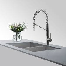 Kraus Kitchen Faucet Kpf 2630ss Mateo Single Lever Commercial Style Kitchen Faucet In