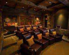 Movie Theater With Beds Nyc Home Theatre And Media Design And Installation Design Pictures