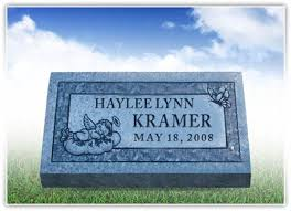 granite grave markers sgi2042 infant granite grave marker monumentsinstone