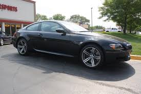 2007 bmw m6 horsepower 2007 bmw m6 coupe stock m4631 for sale near glen ellyn il il