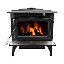 pleasant hearth large wood stove with variable speed blower bj u0027s