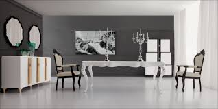 Modern White Dining Table by White Dining Tables U2013 Thejots Net