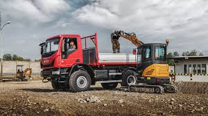 case introduces brand new range of mini excavators that raises the