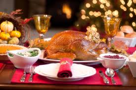 how to set a casual thanksgiving dinner table thanksgiving