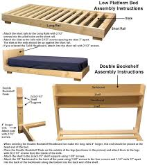 Low Platform Bed Diy by Low Platform Bed This Bed Is Similar To Teddy Duncan U0027s Bed On The