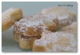 amy baking diary polvorones