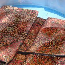 diy overdyed rug design lines ltd