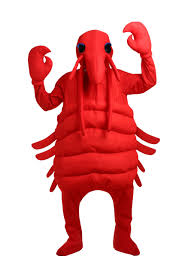 lobster costume the lobster costume for men