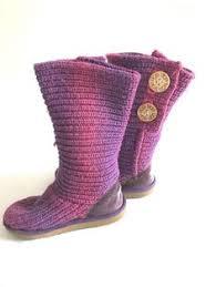 womens purple boots size 12 womens ugg australia moccasins size 9 eu 40 sheepskin slip on