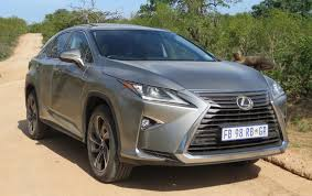 lexus suv in south africa bolder than ever before lexus rx auto trader south africa