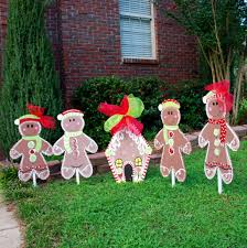 Diy Outdoor Yard Christmas Decorations by Unique Outdoor Decorations Day Plus Outdoor Decorations In