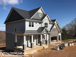 house plan 73351hs comes to life in maryland