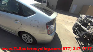 parting out 2005 toyota prius stock 6100gr tls auto recycling