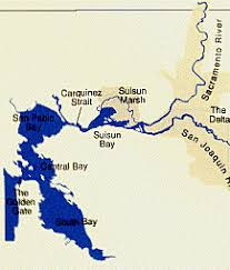 san francisco delta map part ii the origins of san francisco bay