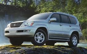 lexus gx470 cargo space used 2007 lexus gx 470 for sale pricing features edmunds