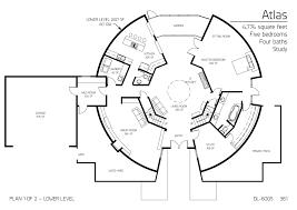 dome floor plans floor plan dl 6005 monolithic dome institute janus floor plans