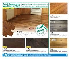 12 3mm Laminate Flooring Kent Building Supplies Flyer October 29 To November 4