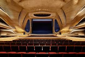 Opera House by Breathtaking Harbin Opera House In China By Mad Architects