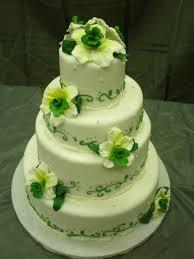 stacked wedding cakes 2