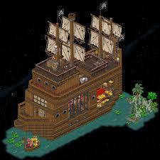 pirate ship habbocreate