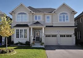 taupe exterior white trim grey roof house exterior pinterest