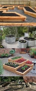 Gardening Ideas Pinterest 171 Best Raised Bed Gardening Images On Pinterest Gardening