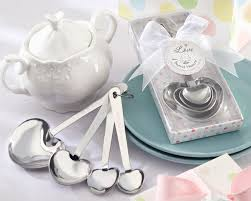 Baby Favors by Stainless Steel Measuring Spoons Kate Aspen