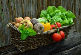 basket of fruits free stock photo of basket of fruits and vegetables