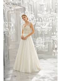 chiffon wedding dress mori 8182 mollie chiffon wedding dress with optional belt ivory