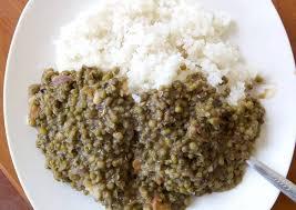 cuisine violine rice with ndengu recipe by violine atieno cookpad