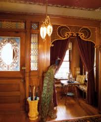 Queen Anne Victorian Queen Anne Interior Design