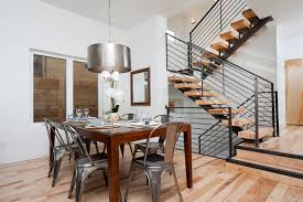 Interior Banister Railings Stairs Modern Stair Railing For Cool Interior Staircase Design