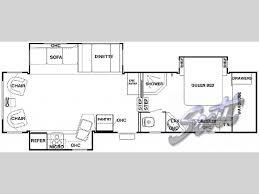 100 silverback rv floor plans new or used toyhauler campers
