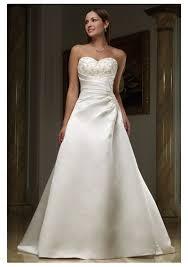 Sweet heart Wedding Dress Neckline
