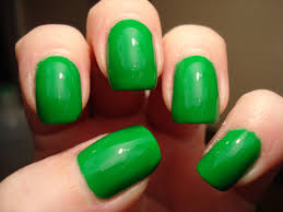 little miss nailpolish isadora go green swatches and review