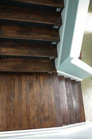 Laminate Flooring For Stairs Diy Staircase Makeover