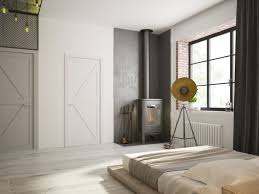 Industrial Bedroom Ideas Industrial House Design And Decor For Stylish Appearance Roohome