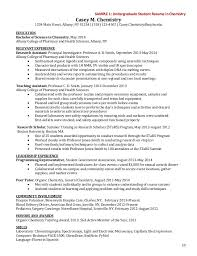 Resume For Pharmacy Students Acphs Resume And Cv Guide