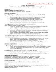 Pharmacist Skills Resume Acphs Resume And Cv Guide