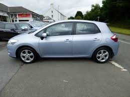 used toyota auris cars for sale motors co uk
