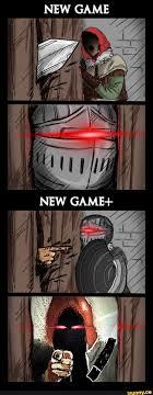 Dark Souls 2 Meme - the pursuer darksouls2