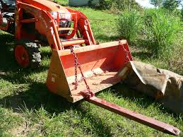 loader pallet forks for bx or b series